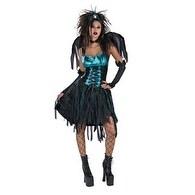 Aqua Fairy Teen Costume, 7-9