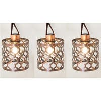 Living Accents  13.5 ft. G14 Moroccan Light Set  Clear - 10 Lights
