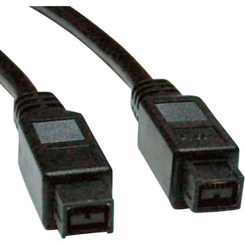 Tripp lite connectivity f015-006 6ft high speed firewire cable
