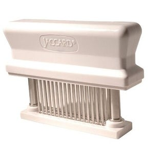 Jaccard 3337 Supertendermatic Meat Tenderizer, 48 Blades, Stainless Steel