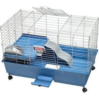 My First Home Guinea Pig Ez Clean Home W/casters