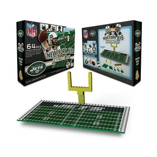 New York Jets NFL Endzone Set