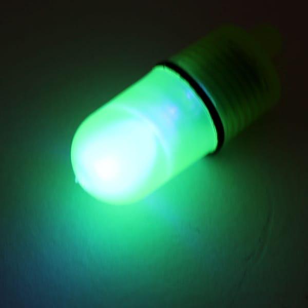 Fishing Lure Electronic Luminous Fish Bell Alarm Fishing Lights Lamp Pole TDO