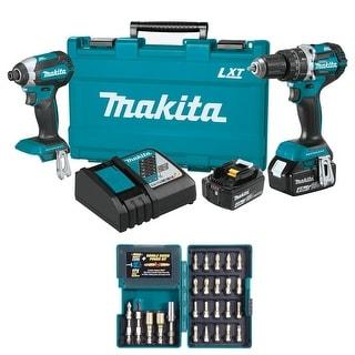 Makita 18V LXT® Li-Ion Brushless Cordless 2-Pc. Combo Set