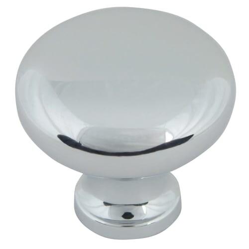 Atlas Homewares A819 Successi 1-1/4 Inch Diameter Mushroom Cabinet Knob