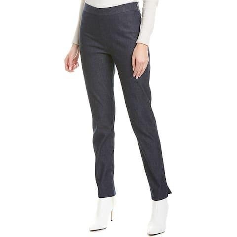 Prabal Gurung Cropped Side Zip Pant