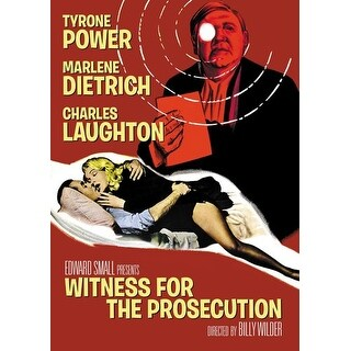 Witness for the Prosecution (1957) [DVD]