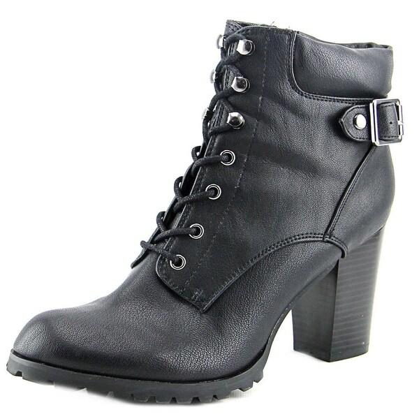 Style & Co Caitlin Women Black Boots
