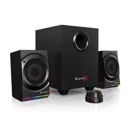 Creative Labs Speakers 51MF0470AA001 MF0470 Sound BlasterX Kratos S5 2.1 Speaker Black Retail