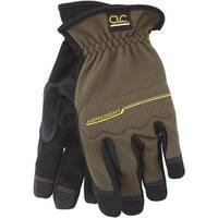 Custom Leathercraft Lrg Workright Glove 123L Unit: EACH