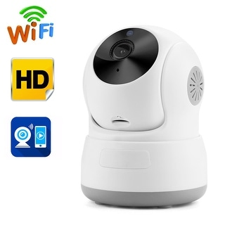 Link to AGPtek Security Camera Network Indoor CCTV Night Vision HD Wireless Pan&Tilt WIFI IP Camera Similar Items in Home Automation