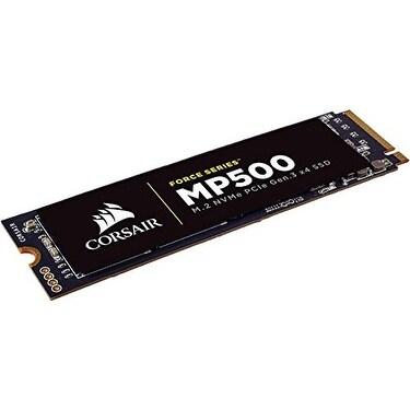 Corsair Force Series MP500 240GB M.2 NVMe PCIe Gen. 3 x4 SSD