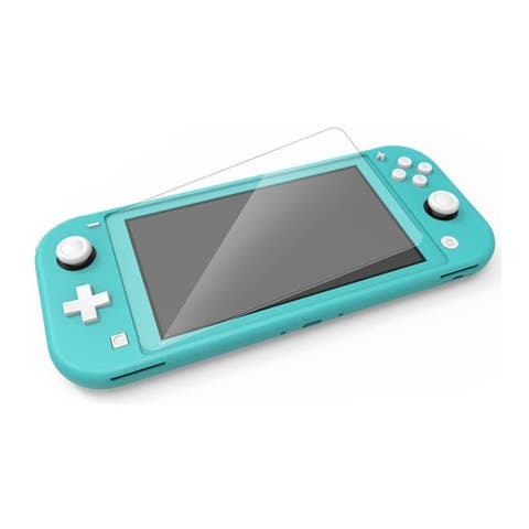 Nyko 9H Tempered Glass Screen Armor for Nintendo Switch Lite - Clear