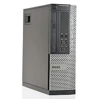 Dell OptiPlex 9020 Core i7-4770 3.4GHz 4th Gen CPU 16GB RAM 2TB HDD Windows 10 Pro SFF PC (Refurbished)