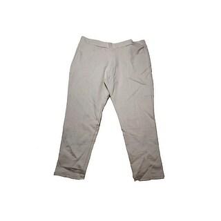 Style & Co. Ivory Comfort Waist Mid Rise Leggings XL