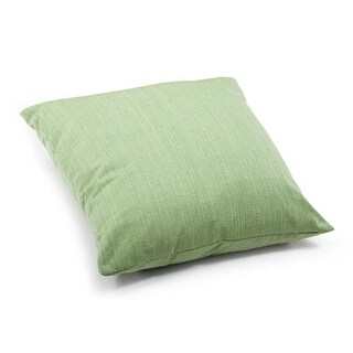 Zuo 703293 Parrot Large Outdoor Pillow - Lime Mix Thread