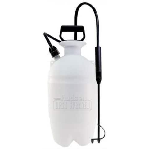 HudsonA 67882 Deck Pump Sprayer, 2 Gallon