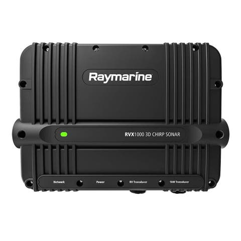 Raymarine RVX1000 3D Chirp Sonar Module RVX1000 3D Chirp Sonar Module