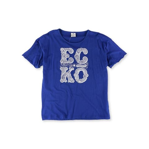 Ecko Unltd. Womens Studded Rhino Graphic T-Shirt