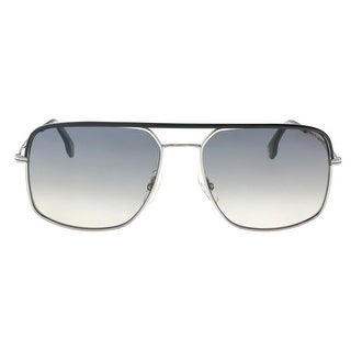 Carrera CARRERA 152/S 085K Ruthenium Black Rectangle Sunglasses - 60-17-145