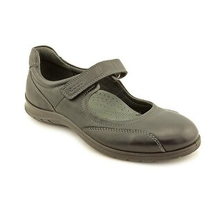 Ecco Sky Mary Jane Women Round Toe Leather Mary Janes
