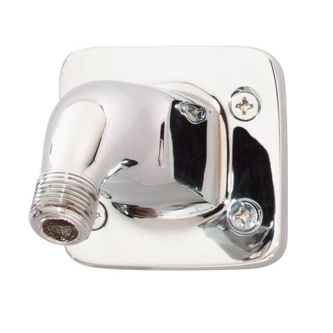 """Symmons 4-440 4-5/8"""" Shower Arm with Flange - Chrome"""