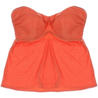 Sunsets Womens Stretch Built In Bra Swim Top Separates