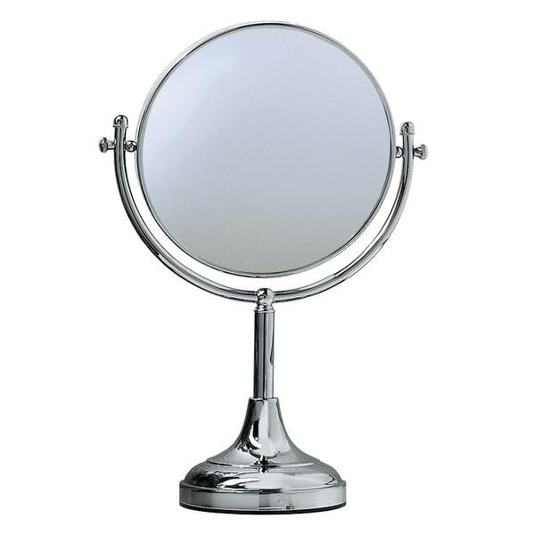 Gatco GC1440C Table Top Mirror - Chrome - N/A