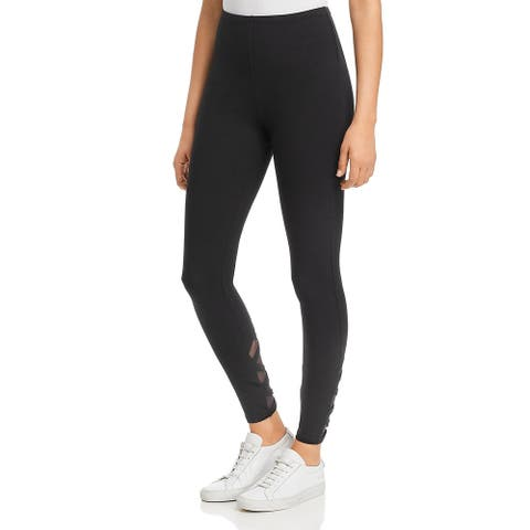 Lysse Womens Athletic Leggings Fitness Yoga - Black