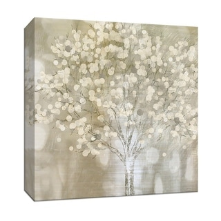 """PTM Images 9-146913  PTM Canvas Collection 12"""" x 12"""" - """"Morning Light"""" Giclee Trees Art Print on Canvas"""