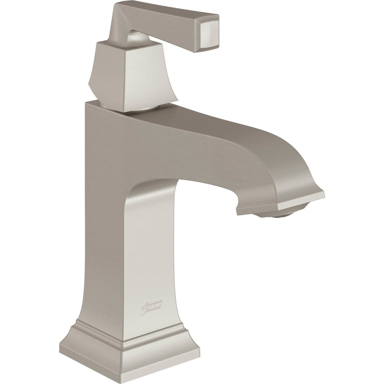 American Standard Bathroom Faucets >> American Standard 7455 107 Town Square S 1 2 Gpm Single Hole Bathroom Faucet With Pop Up Drain Assembly