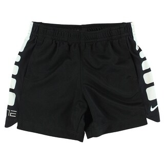 Nike Baby Boys Elite Stripe Shorts Black - BLACK/WHITE