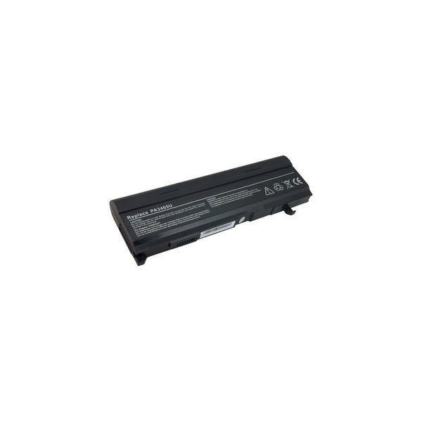 Battery for Toshiba PA3465U Laptop Battery