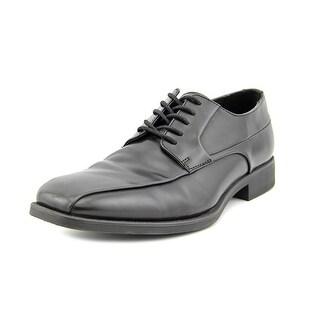Calvin Klein Yago Square Toe Leather Oxford