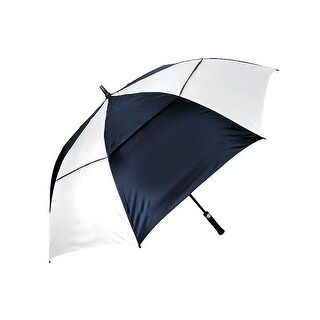 Orlimar Cyclone Auto Opening Umbrella - Navy/White