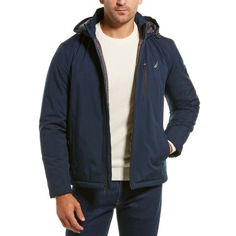 Nautica Hooded Jacket