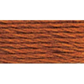 Cinnamon - Anchor 6-Strand Embroidery Floss 8.75Yd (12/Pack)