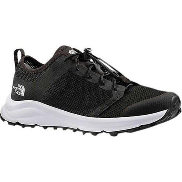 092e412e2b Shop The North Face Women's Litewave Flow Lace II Trail Shoe TNF Black/TNF  White - Free Shipping Today - Overstock - 27478918