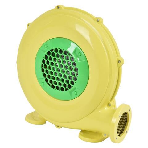 Gymax Inflatable Bounce House Bouncy Castle Air Blower Pump Fan