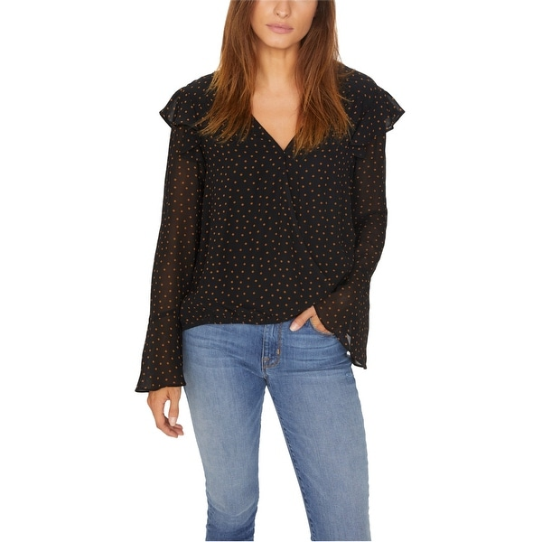 Sanctuary Clothing Womens Cori Pullover Blouse. Opens flyout.