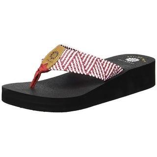 1df9468f22be Buy Yellow Box Women s Sandals Sale Online at Overstock.com