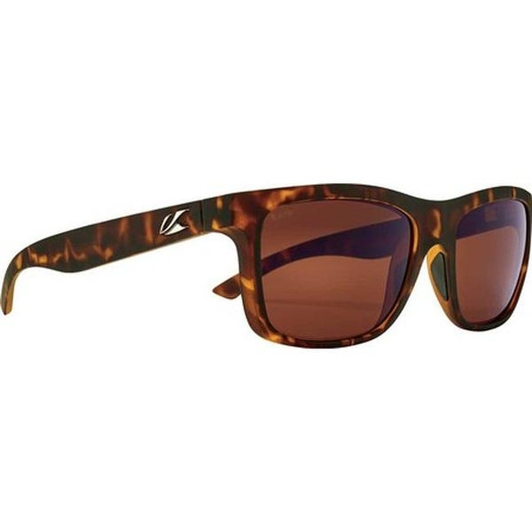 662b4fcf7 Kaenon Clarke Polarized Sunglasses Tortoise Matte Grip/Ultra Brown - US One  Size (Size
