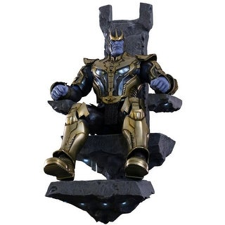 Guardians Of The Galaxy 1:6 Scale Hot Toys Collectible Figure: Thanos - multi
