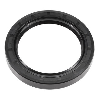 Oil Seal, TC 70mm x 95mm x 12mm, Nitrile Rubber Cover Double Lip - 70mmx95mmx12mm