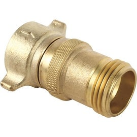 "Camco 3/4"" Brass Regulator"