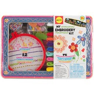 My Embroidery Kit-