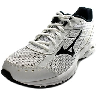 Mizuno Wave Unite 2 Men Round Toe Synthetic White Running Shoe