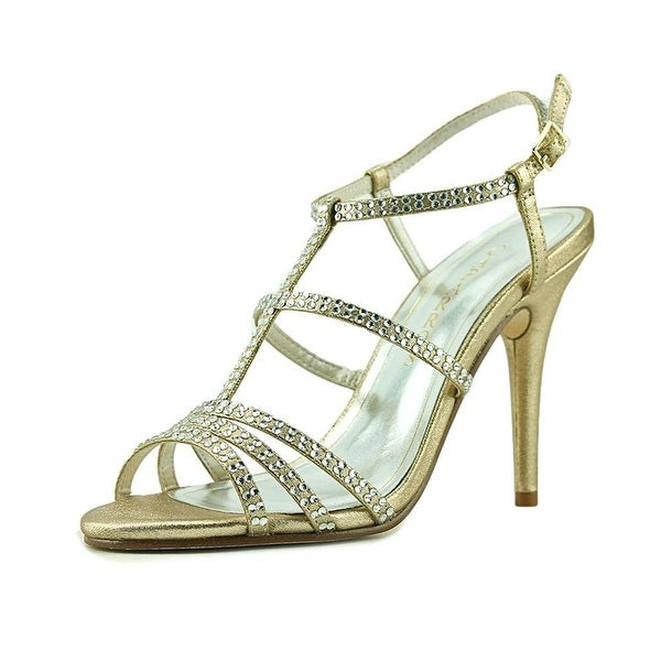 Caparros Womens Groovy Open Toe Special Occasion Strappy Sandals