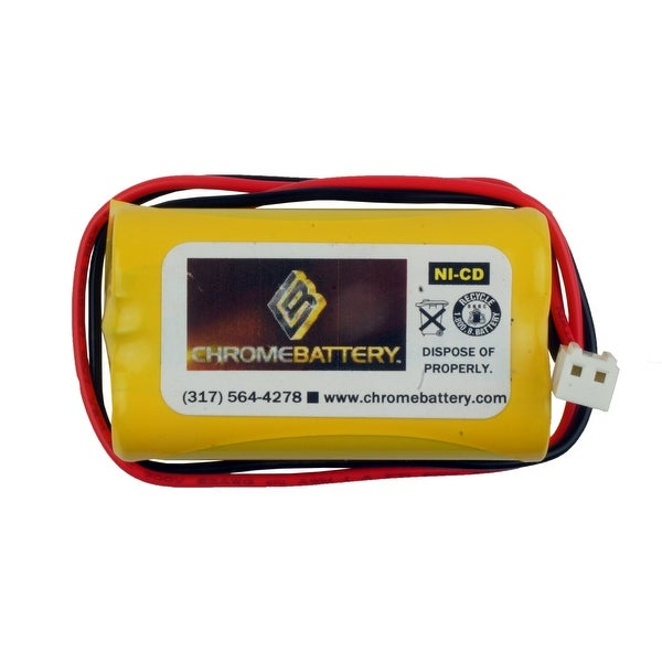 Emergency Lighting Replacement Battery for Ventronics - 4RG600AAKY4C