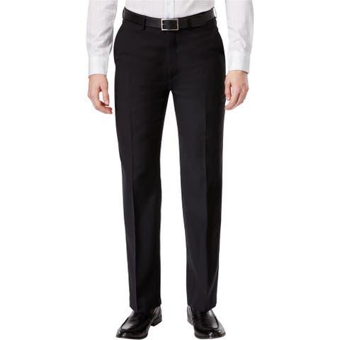 Ryan Seacrest Mens Wool Dress Pants Slacks